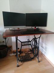 RETRO Schreibtisch