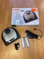 Staubsaug Roboter Neato D7