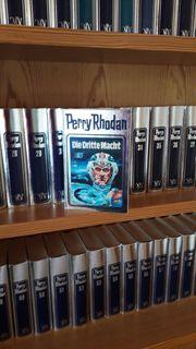 Perry Rhodan - Silberbände 1 bis