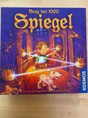 Spiel Burg der 1000 Spiegel