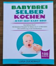 Kochbuch Babybrei