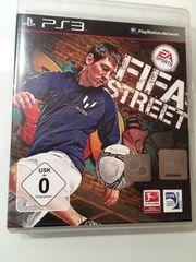 FIFA street für PlayStation drei