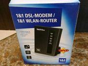 DSL Modem WLAN Router
