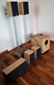 Lautsprecher-Set JBL Simply Cinema SCS
