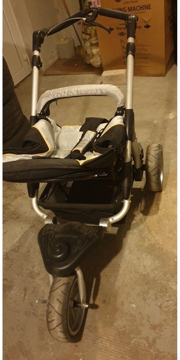 Kinderwagen mehrere Positionen