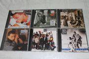 CD-Sammlung Eros Ramazzotti Madonna Eric