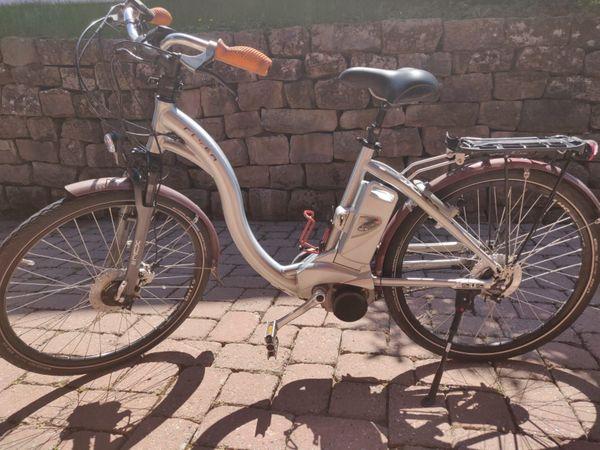 Flyer SR Suntour Elektro-Fahrrad