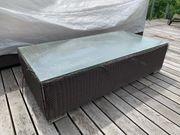 Lounge Tisch Mazuvo für Terrasse