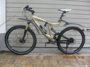 BMW Mountainbike SONDERMODELL in beigegold