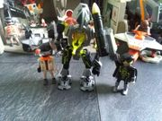 Mega Master Blaster Robo und