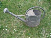 verzinkte Gießkanne 13 Liter Kanne