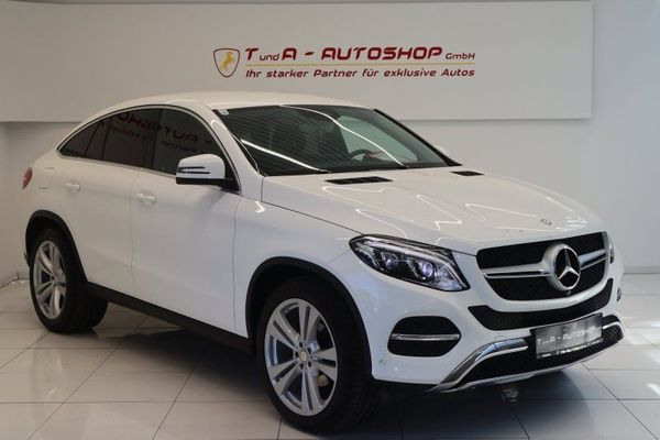 Mercedes-Benz GLE 350d Coupe 4-Matic