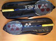 Badmintonschläger von Yonex