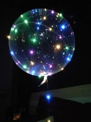LED Luftballon Ballon 50-55 cm
