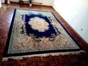 Orient Teppich hochwertiger Auslege-Teppich 360x250cm