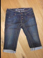 Esprit Jeans Capri Gr 27