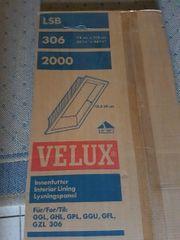 LSB 2000 Velux-Innenfutter 306 Größe