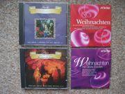 Weihnachtlieder CDs