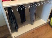 Hosenhalter Auszug für Ikea Pax