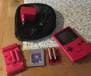 Gameboy Color Pink Edition Versand
