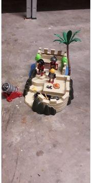 Playmobil Pirateninsel mit Zubehör