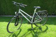 SHERPA 28 Touren-Fahrrad mit ALU