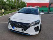 Hyundai IONIQ Hybrid Premium Vollleder