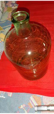 Großer Glasballon