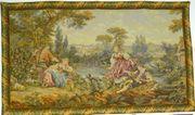 Gobelin Bildteppich Wandteppich Tapisserie G023