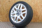 4x VW Polo 9N Alufelgen