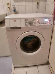 Waschmaschine AEG Lavamat abzugeben