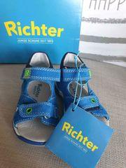 NEU Richter Lauflernschuh 22 Sandale