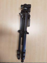 Dreibein Kamerastativ schwarz Slik 88N