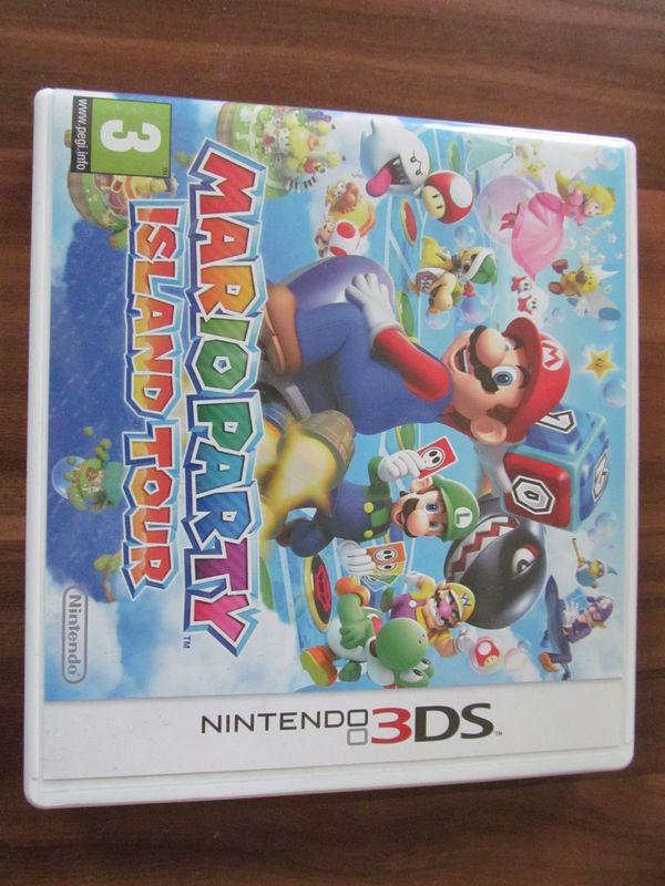 Nintendo 3DS Mario Party