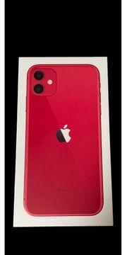 iPhone 11 128gb rot