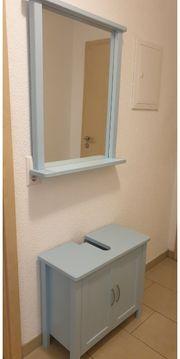 Sehr schöne Badmöbel waschbeckenunterschrank und