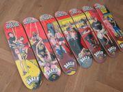 Baker Skateboard Serie Bar Scene