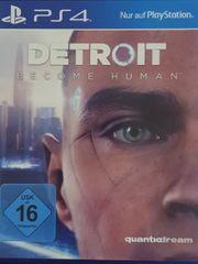 Detroit become a human Ps4-Spiel