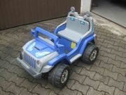 Kinderauto elektrisch Jeep
