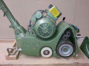Lägler Hummel Parkettschleifmaschine