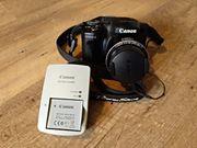 Canon PowerShot SX500 IS - Bridge-Kamera