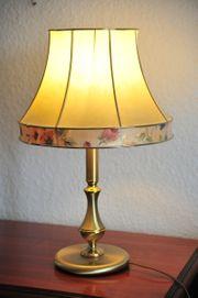 Messinglampe Beistelllampe