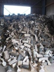 Holz getrocknet Brennholz 33cm Länge
