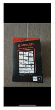 HD Plus 12Monate für 25