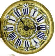 Gaudin Oignon Spindel Taschenuhr 1700