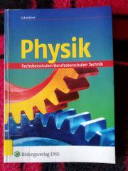 Buch Physik Fachoberschule FOS Berufsoberschule
