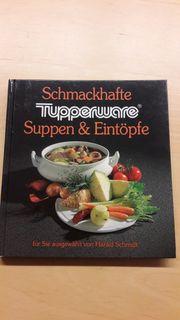 Kochbücher von Tupper