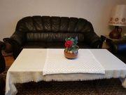 Wohnzimmer Sofa mit dem Tisch