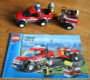 LEGO City Feuerwehr Pick-Up Truck