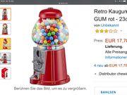 Dubble Bubble Gum Kugel Automat